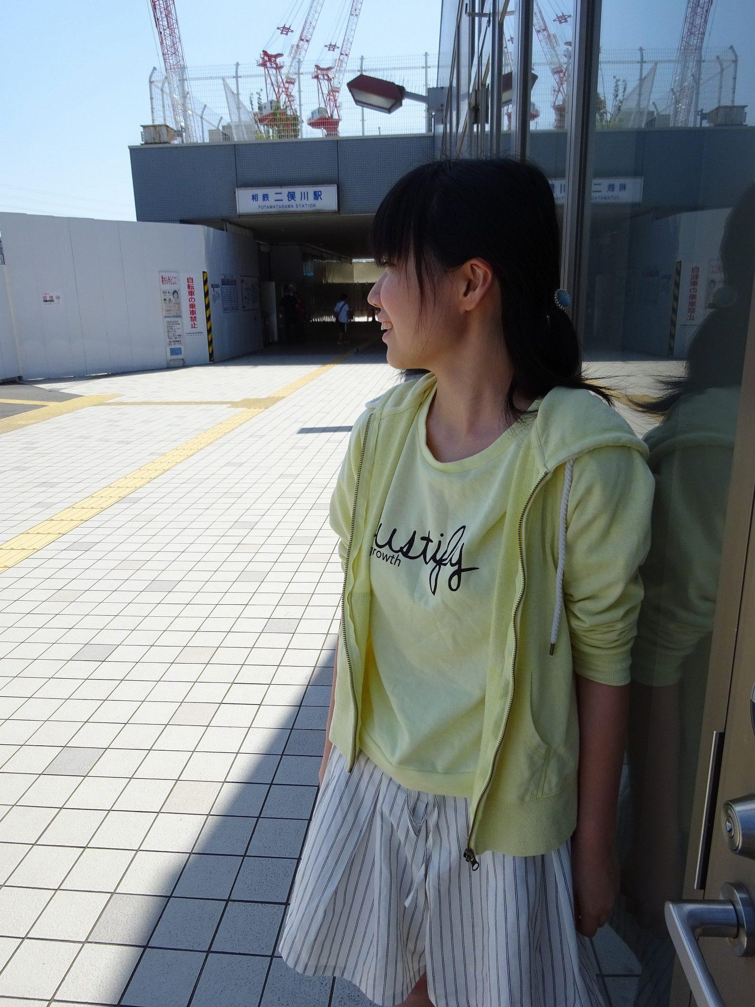 人身 女子 駅 高生 瀬谷