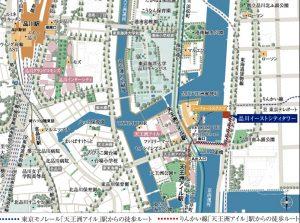 画像出典:品川イーストシティタワー公式HP