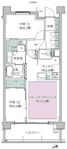 画像出典:リーフィアレジデンス狛江 東和泉公式HP
