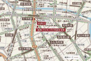 画像出典:ライオンズ千代田岩本町プロジェクト公式HP