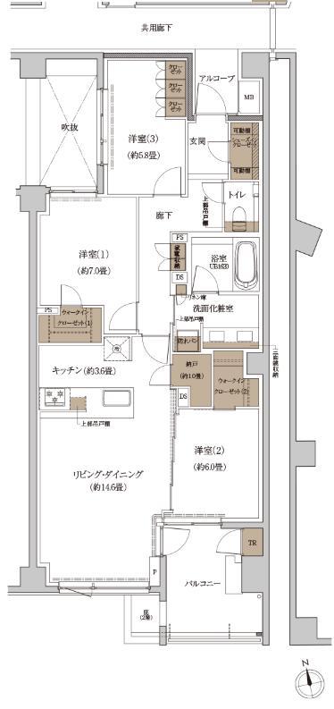 千駄木 プラウド トップ 文京 ヒル